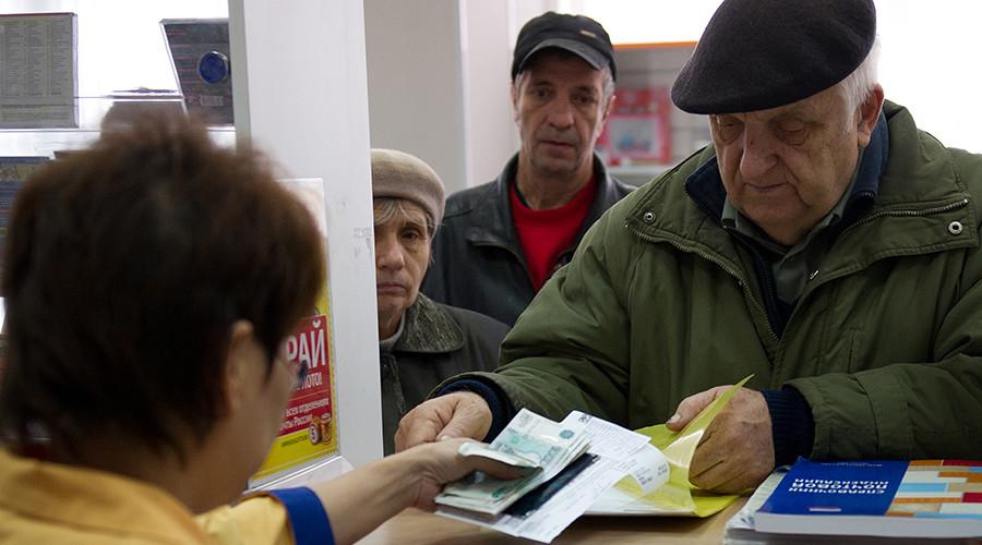 Индексация пенсий в 2017 году неработающим пенсионерам на сколько процентов