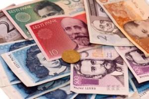 Деньги в Эстонии