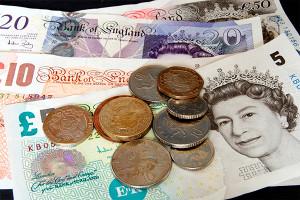 Деньги в Англии