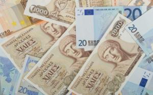 Деньги в Греции