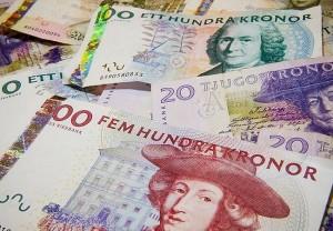 Деньги в Швеции