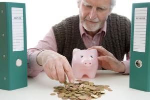 Накопить на пенсию