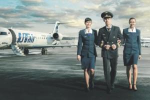 Летный состав гражданской авиации