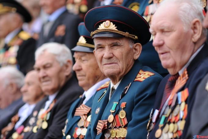 Сколько получает военный пенсионер в 2016