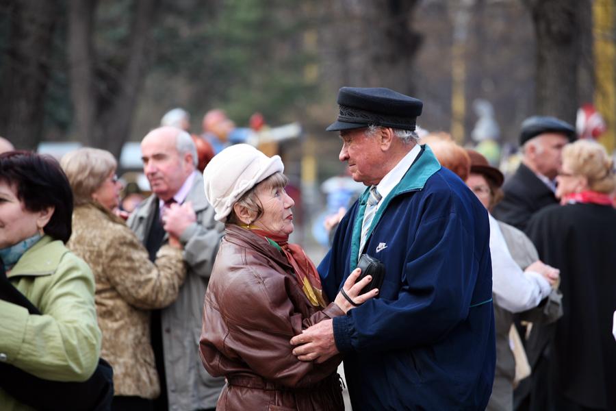 клуб для пенсионеров москва