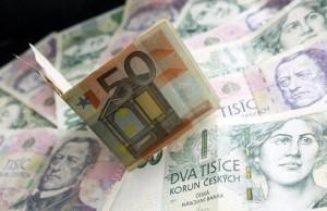 Деньги в Чехии