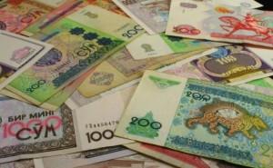Деньги в Узбекистане