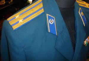 Подполковник форма