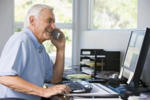 Пенсионер уволился с работы